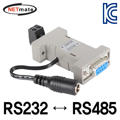 NETmate NM-RS001R2 RS232 to RS485 아이솔레이션 컨버터