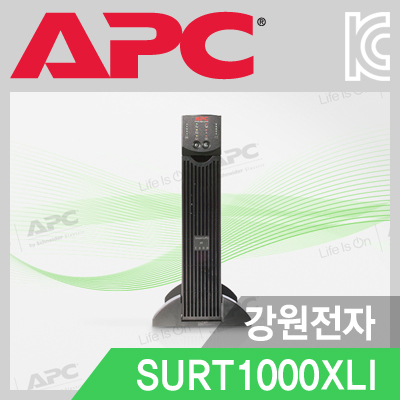 APC Smart-UPS RT, SURT1000XLI [1000VA / 700W]